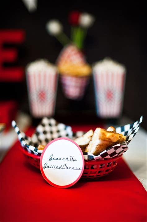 cuisine cing car race car diy birthday ideas and decorations