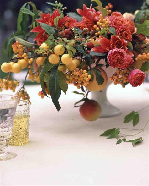 fruit flower decoration 26 wedding centerpieces bursting with fruits and vegetables martha stewart weddings
