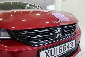 Peugeot 508 1 5 Bluehdi Allure 5dr Diesel De 2019 Sur