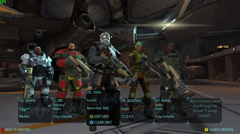 xcom enemy unknown hammer purple battle war squad whither battles winning play let ufo crash states april united site