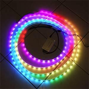Eclairage Led En Ruban : deco led eclairage bien choisir son ruban leds ~ Premium-room.com Idées de Décoration