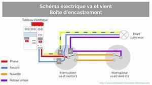 Schema Electrique Va Et Vient 3 Interrupteurs : tout savoir sur le va et vient sch ma lectrique cablage branchement ~ Medecine-chirurgie-esthetiques.com Avis de Voitures