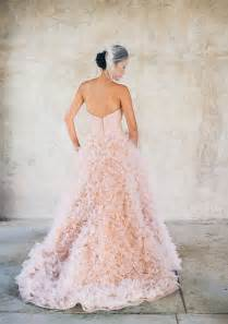 blush pink bridesmaid dress blush pink gowns the dress trend for and brides guest post wedding by