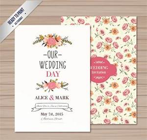 wedding card vector free vector download 13245 free With wedding cards vector images free download