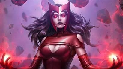 Scarlet Witch Future Fight 4k Wallpapers Wanda