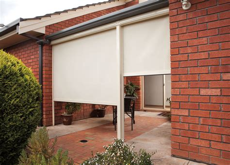 outdoor blinds for patio ambient 174 outdoor blinds stratco