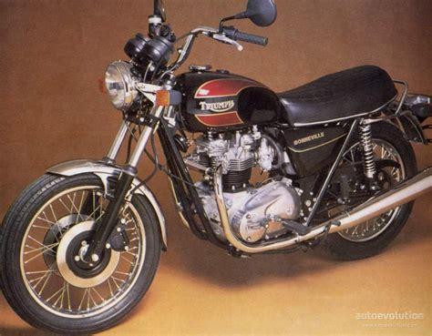 Triumph Bonneville 750 T 140 Specs