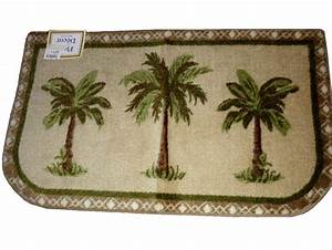 Tropical Palm Trees Rug