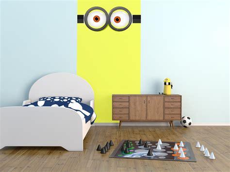 papier peint tendance chambre tendance ma décoration et la couleur jaune