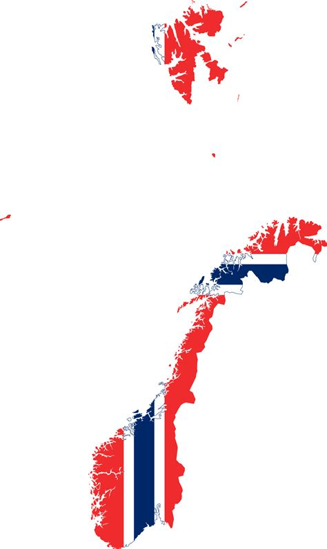 File:Flag-map of Norway +.svg - Wikimedia Commons