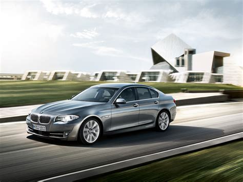 2015 Bmw 5 Series Sedan And Gt U.s. Pricing And Changes