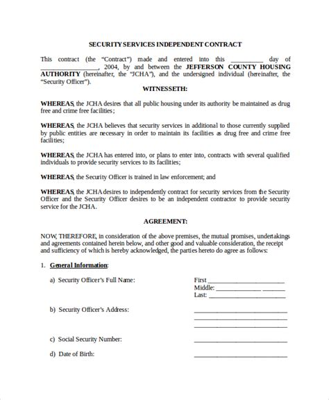 general contractor proposal template  piece