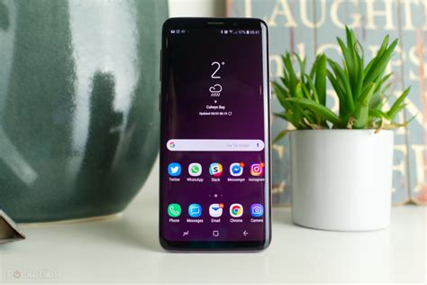 samsung galaxy s9 review a refined evolution pocket lint