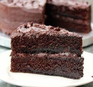 How To Make The Best Chocolate Cake From Scratch Recipe ...