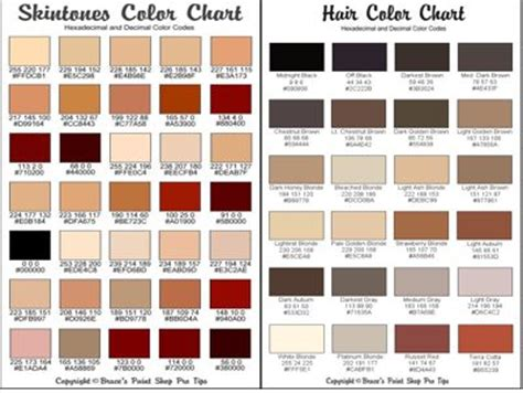 Hair Color Code by 301 Moved Permanently