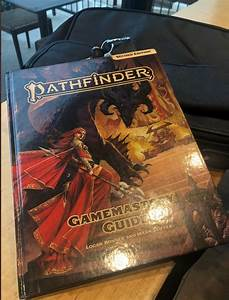 Book Review  Pathfinder Game Mastery Guide