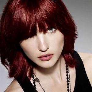 Coiffure Pour Cheveux Mi Longs : coiffure moderne cheveux mi long ~ Melissatoandfro.com Idées de Décoration