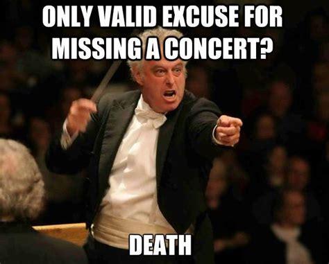 Orchestra Memes - nhs band memes