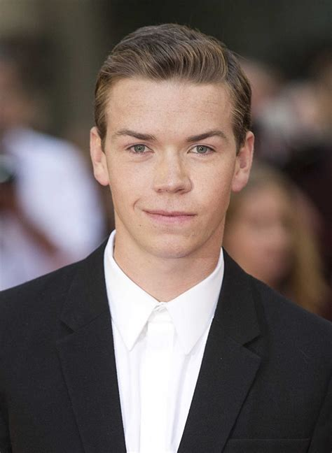 Will Poulter at Britain Detroit Premiere in London – Celeb ...