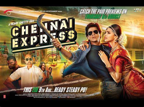 Chennai Express (2013) Hd 720p Tamil Dubbed Movie Watch