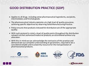 Cavalier Pharma Logistics Group Capabilities & IQP ...