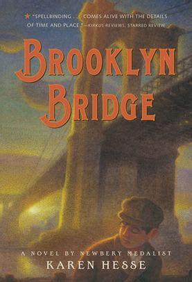 The Bridge A Novel bridge a novel by hesse chris sheban