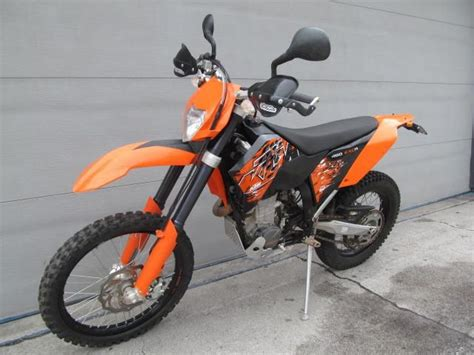2008 Ktm 450 Exc-r Dual Sport For Sale On 2040-motos