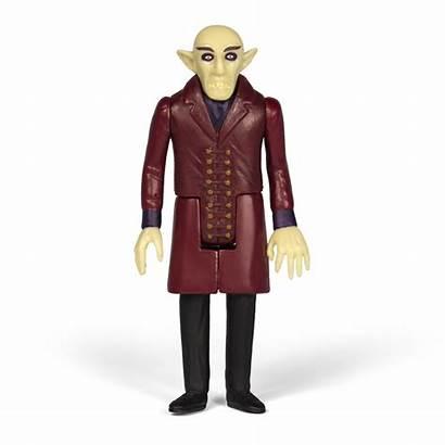Nosferatu Reaction Figure Figures Action Orlok Count