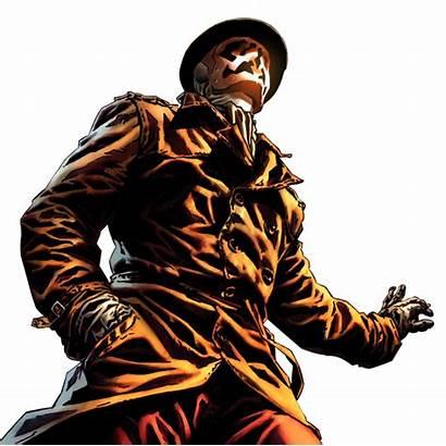 Rorschach Render Comic Dc Comics Deviantart Walter
