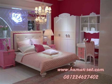 harga set kamar tidur anak princess tempat tidur mewah klasik modern kamar set