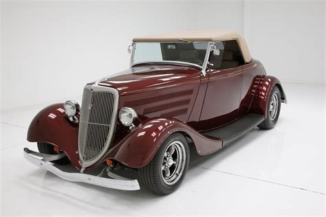 1934 Ford 40 Roadster | Classic Auto Mall