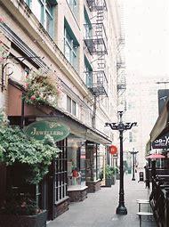 Victoria British Columbia Street