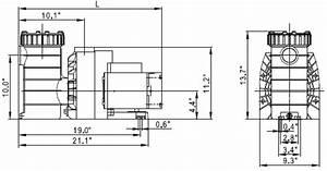 Speck 433 2 5 Hp 3 Phase Single Speed Pool  U0026 Spa Pump  433-v  - Ig113-1200f-000