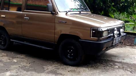 toyota kijang rover 1993 youtube