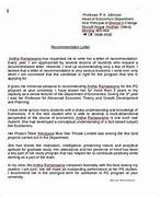 6 Sample Teaching Position Recommendation Letter Free Letter Of Recommendation For Teaching Position Sample Dos And Don Ts For The Academic Job Search Letters Of Sample Letter Of Recommendation For Faculty Position