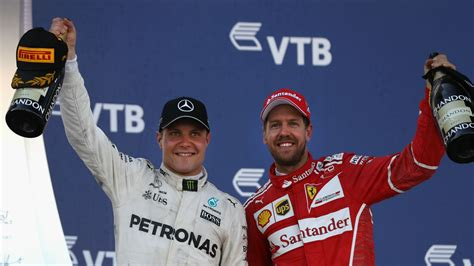 Valtteri Bottas Shifts Focus to Snagging Runner-Up Spot ...