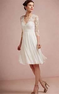 Short sleeve tea length wedding dress update may for Fashion wedding dress