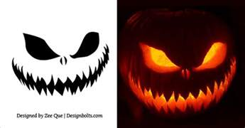 Pumpkin Masters Patterns by 20 Free Scary Halloween Pumpkin Carving Stencils Faces