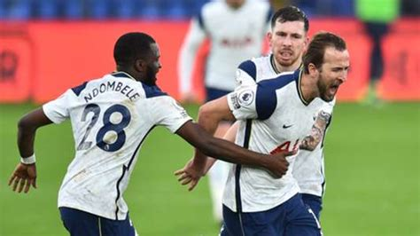 Kane 'frustrated' as Tottenham are not playing to his ...