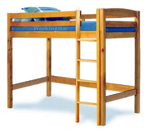 twin loft bed woodworking plans buy     fast ebay