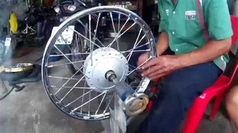 Motorcycle Wheel, Manual Truing Spoke Tighten Adjustment