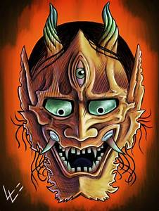 438 best images about Hannya/Oni Tattoo on Pinterest ...