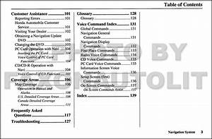 2008 Honda Civic Navigation System Owners Manual Original