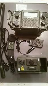 Tri Prc 117 Radio Military Harris Sincgars Crye Devgru