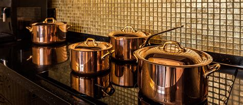 clean red copper pan properly kitchenistic