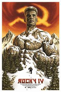 This Rocky IV Poster Is The Most American Thing That's ...