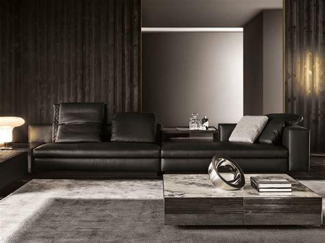 luxury home interior designs 10 leather sofas and their versatile designs