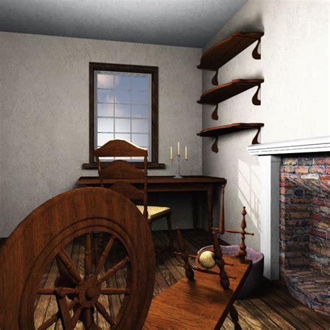 Betsy Ross House 3D model