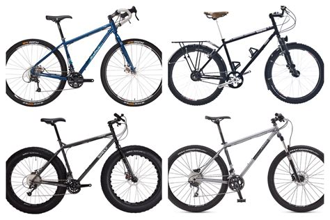 Mountain Bike Frames Types