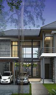 Very Modern House Design Modern Tropical House Design ...
